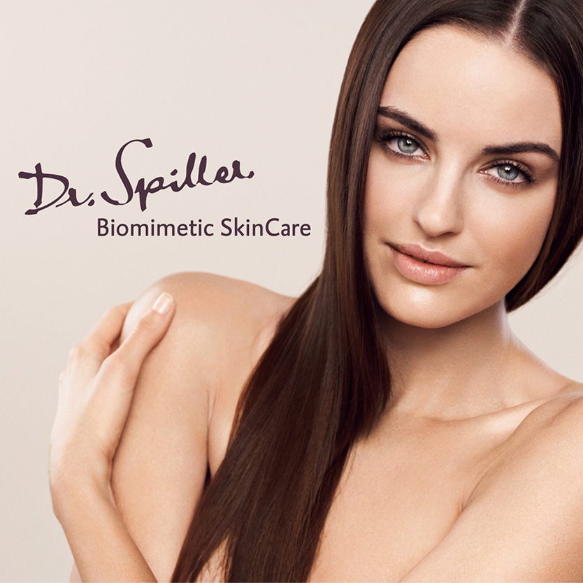 Biomimetic SkinCare von Dr. Spiller, Kosmetikprodukte kaufen und Behandlungen in Winterthur für Frauen und Männer